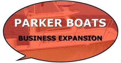 NC Parker Boats business expansion carteret