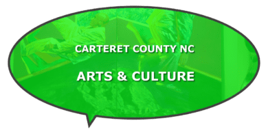 culture NC Carteret County Arts information