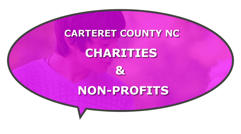 local carteret county nc non-profits charities helping