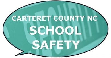school safety information Carteret NC