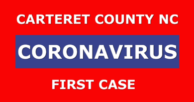 carteret nc first confirmed coronavirus