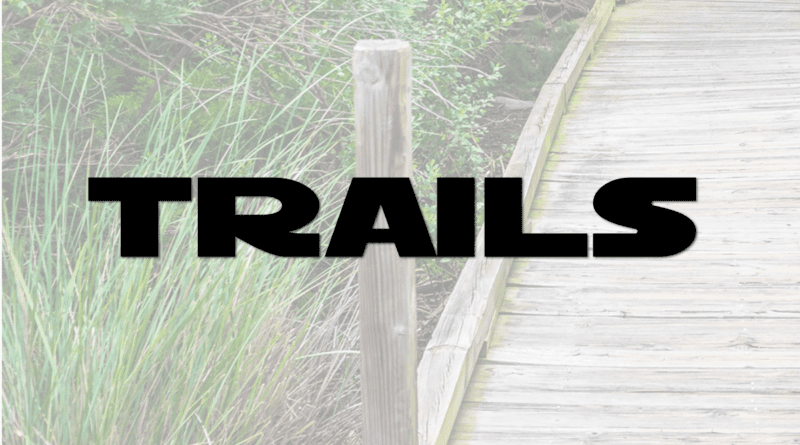 walking nature trails in Carteret