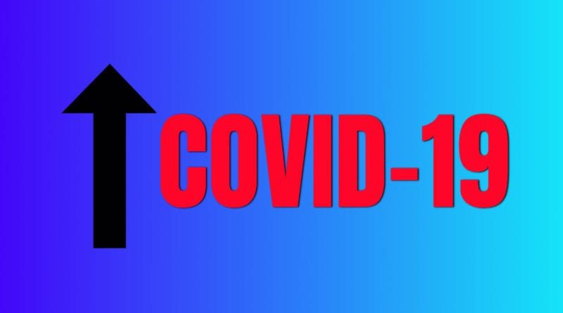Covid increase cases Carteret County
