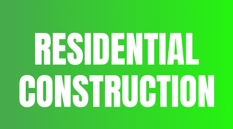 NC Carteret County residential construction public