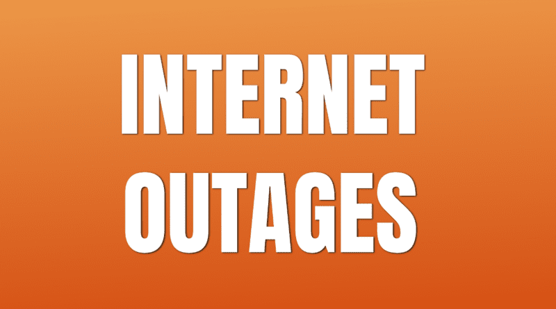 NC Carteret Internet outages Spectrum Centurylink