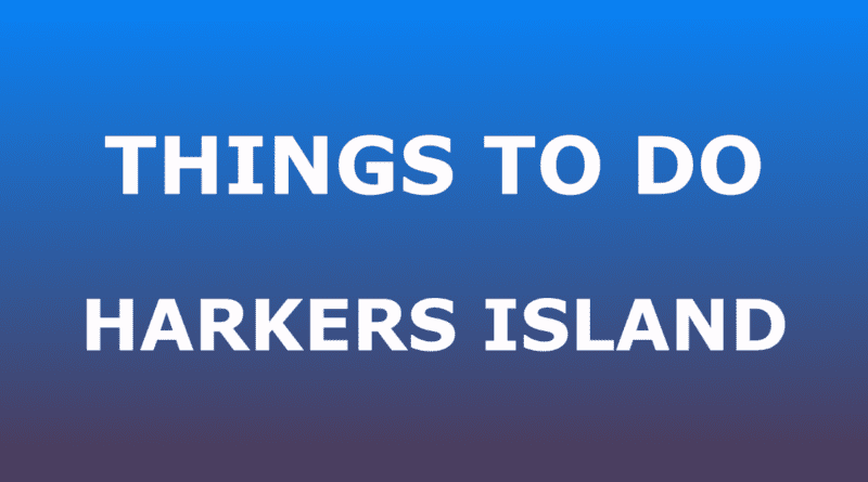 Things attractions in Harkers Island NC
