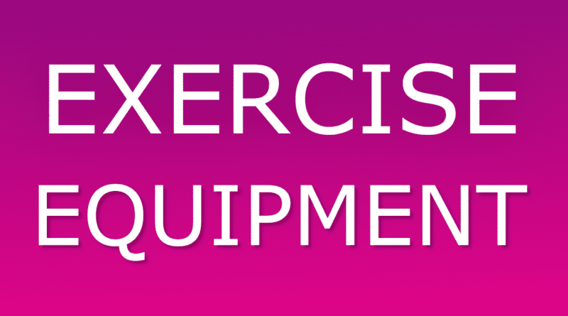 for sale exercise equipment carteret