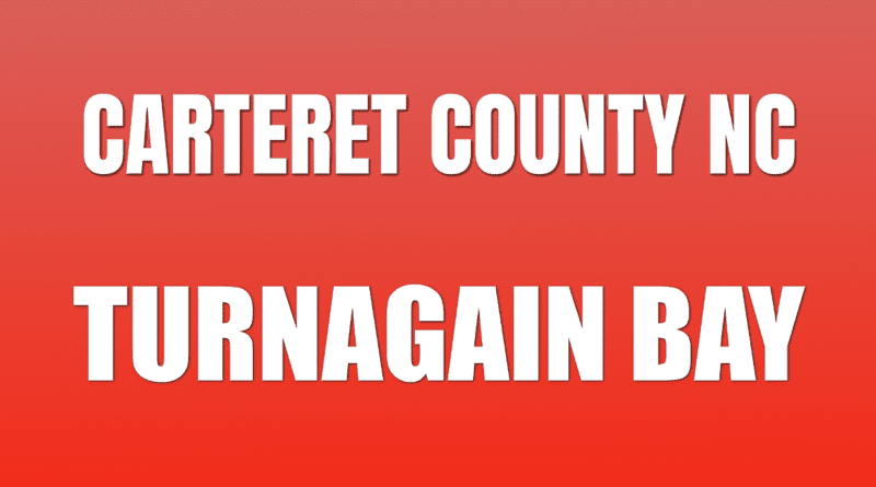Turnagain Bay information in Carteret County
