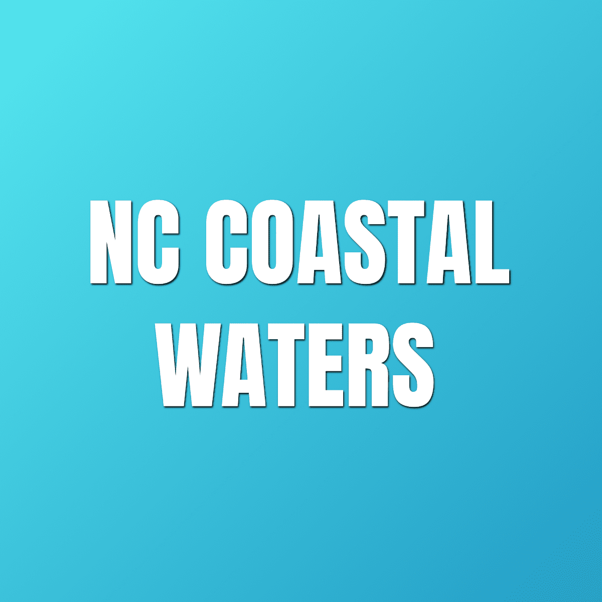 nc coastal waters recreation articles