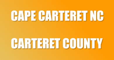 Cape Carteret County NC information