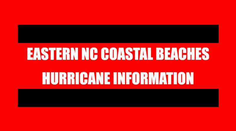 Eastern hurricane information coastal