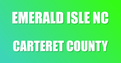 Carteret NC Emerald Isle information