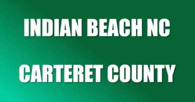 Indian information Carteret NC