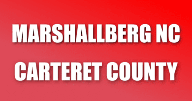 NC Marshallberg information Carteret