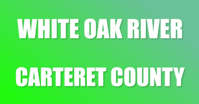 White Oak information Carteret NC