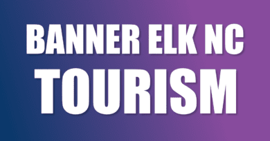 vacation banner elk travel tourism