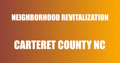 New revitalization in Carteret County NC
