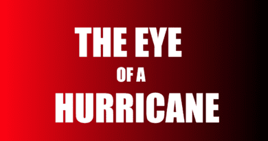 Hurricane the eye is the center circulation