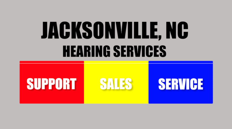 Hearing Aid services in Jacksonville NC
